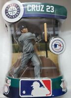 MLB, Imports dragon player Replica, Nelson Cruz #23 2016 Seattle Mariners! New