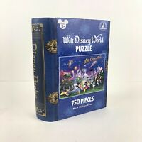 "Walt Disney World Mickey and Friends Storybook 750 Piece Puzzle 18"" X 24"""