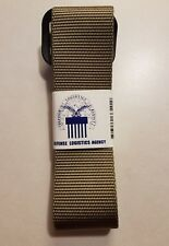 USGI Army Scorpion/OCP Tan 499 Rigger's Belt Size 40  - Current Issue