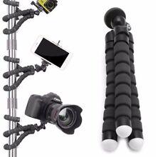 Para Olympus cámara DSLR SLR Trípode Gorila Pulpo Soporte Soporte De Montaje 1/4-20 UNC