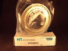 NTN 63210ZZ 63210 ZZ V1Single Row Deep Groove Ball Bearing (skf 462210-zz)