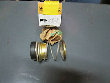 PAC-SEAL MECHANICAL PUMP SEAL PS 752  0.75 SHAFT SIZE  NEW!!
