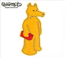 1 CENT CD Yessir Whatever [PA] - Quasimoto