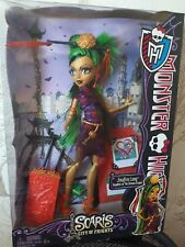 Monster high doll Jinafire Long New Scaris RARE BNIB