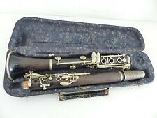 Couesnon Paris France Klarinette Clarinet