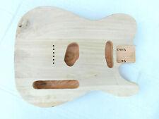 BODY TELECASTER Barned - Reclaimed - USA - guitare TELE - PROJET de Luthier -