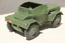 DINKY 673 SCOUT CAR  good condition 1950s