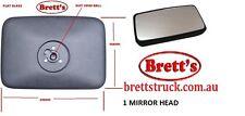 DAIHATSU DELTA MIRROR HEAD 1984- TRUCK V57 V58 V59 9/84 ON MIRROR HEAD 1005PJM31