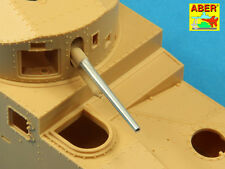 MEDIUM MARK I TANK ARMAMENT SET/QF-3 PDR & VICKERS MG BARRELS/ #35L198 1/35 ABER