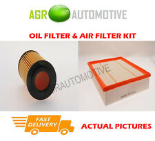 DIESEL SERVICE KIT OIL AIR FILTER FOR MERCEDES SPRINTER 313D 2.2 129 BHP 2002-06