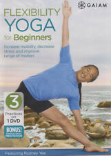 FLEXIBILITY YOGA FOR BEGINNERS (DVD)