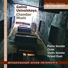 Galina Ustvolskaya: Chamber Music [New CD]