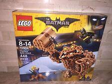 LEGO THE BATMAN MOVIE SET 70904 CLAYFACE SPLAT ATTACK