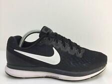 Nike Zoom Pegasus 34 Negro Textil Zapatillas Unisex Talla 880560-001 UK 7 EUR 41