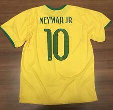 Maglia No MATCH WORN - BRASILE - NEYMAR - BRAZIL