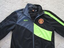 MANCHESTER UNITED TEAM WARM UP JACKET MEN'S SIZE SMALL