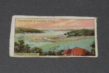 CIGARETTES CARD FRANKLYN DAVEY 1923 DOMINIONS AUSTRALIA N°5 SYDNEY THE SPIT NSW