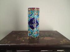 Vases Blue Antique Original Date-Lined Ceramics