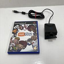 Eye Toy Play mit Kamera Playstation 2 (ps2) Video Game Bundle versandkostenfrei