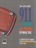 Porsche 911 930 Authenticity Guide 1988 1987 1986 1985 1984 1983 1982 Body Trim