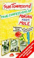 True Confessions of Adrian Albert Mole by Sue Townsend (Hardback)