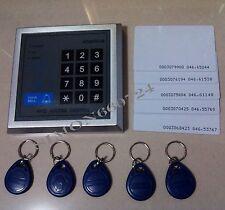 AD2000-M Door Access Control Controller RFID Card Reader +10pcs tags SS-TECH
