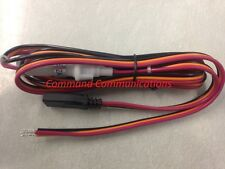 *New Uniden Scanner 12v DC Power Cable Cord BCD536HP BCD996T BCD996XT BCT15X