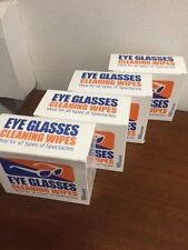 Bulk Price 400 Glasses/ Screen Cleaning Wipes Pre moistened Spectacle Cleaner