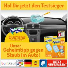 Swiffer Staubmagnet Cockpitpflege + Innenraumreinigung f. Auto u. Wohnmobil