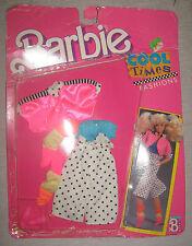 BARBIE COOL TIMES FASHION-#3323-MOC-1988