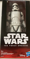"""Star Wars the force awakens 6""""  first order stormtrooper Figure BNIB boxed"""