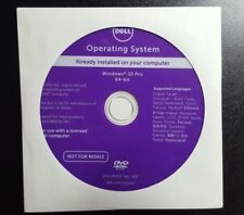 Microsoft Windows 10 Pro DVD 64bit Version Complète Française FPP - Fqc-08920
