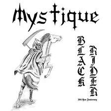 MYSTIQUE - Black Rider (NEW*LIM.300 BLACK V. CAN METAL*BLACK KNIGHT*C.UNGOL)