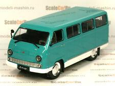 New Raf-977DM Latvia USSR Soviet Auto Legends Diecast Model DeAgostini 1:43 #39