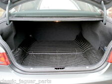BMW 5 Series E60 2003 - 2010 Rubber Boot Mat Liner Options and Bumper Protector