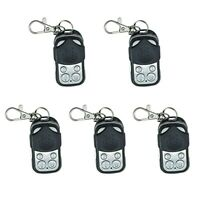 5 Pieces Remote Control For Univesal Automatic Gate 433.92 MHZ FAAC, NICE, ETC