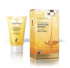 New Zealand Wild Ferns Manuka Honey Conditioning Face Mask 100ml