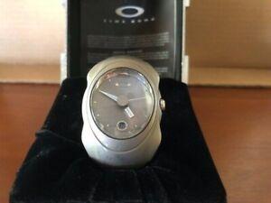 Oakley Time Bomb Wrist watch #000115