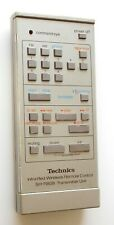 *s- original Fernbedienung TECHNICS SH-R808 - grau