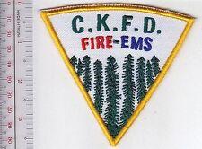 Hot Shot Wildland Fire Crew Arizona Christopher Kohls Fire District C.K.F.D. Fir