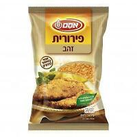 Osem Israeli Breadcrumbs Golden Perurit Kosher Parve 200 gr