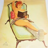 Duane Bryers Hilda 1959 Calendar 6 Prints January - December Vintage