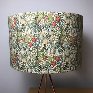William Morris Golden Lily Handmade Lampshade