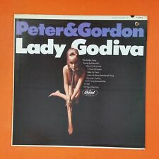 PETER & GORDON Lady Godiva T2664 Mono LP Vinyl VG++ Cover VG+