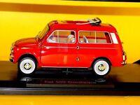 FIAT 500 GIARDINIERA WAGON 1960 NOREV 187722 1/18