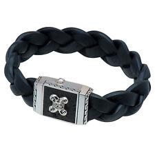 John Hardy Men's Batu Dayak Large Rectangular Bracelet