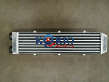 "Universal Alluminio Turbo Intercooler 550x140x70 mm 2,2"" I/O on One Side"