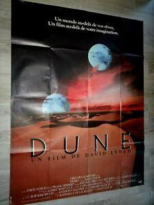 DUNE david lynch   affiche cinema