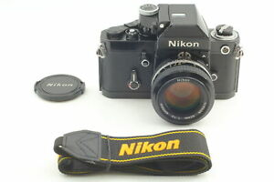 [Exc+5] Nikon F2A Photomic A w/DP-11 & Ai Converted 50mm F/1.4 Lens From JAPAN