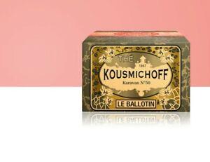 Kusmi Tea 1867 Kousmichoff - Karavan nr.50 - 75gr Ballotin (loose leaf)